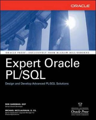 Expert Oracle PL/SQL - Oracle Press (Paperback)