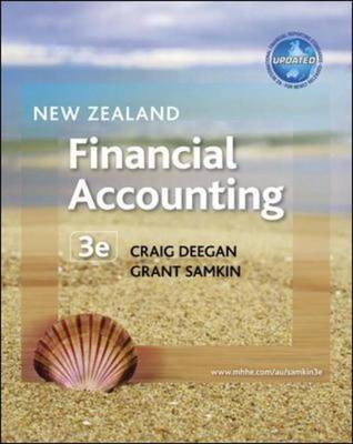 New Zealand Financial Accounting (Hardback)