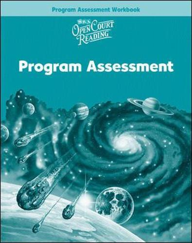 Open Court Reading - Program Assessment Workbook - Grade 5 - OCR Staff Development (Paperback)