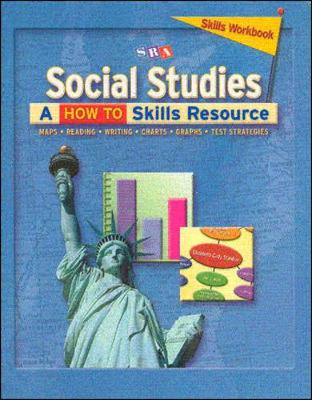 Skills Handbook: Using Social Studies, Workbook Level 5 - SRA Geography (Multiple copy pack)