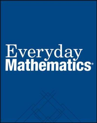 Everyday Mathematics, Grade 1, Interactive Wallcharts - Everyday Math Manipulative Kit (Hardback)