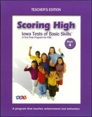 Scoring High on ITBS: Grade 4 - Scoring High on the Mat (Paperback)