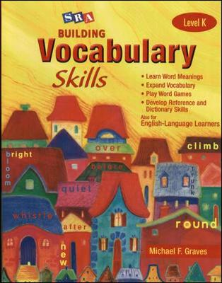 Building Vocabulary Skills, Level K - Individual Corrective English (Paperback)