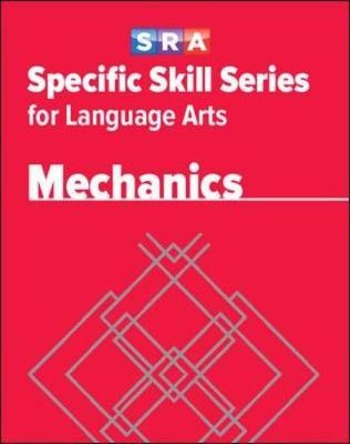 Specific Skill Series for Language Arts - Mechanics Book - Level D - Individual Corrective English (Hardback)