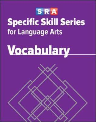 Specific Skill Series for Language Arts - Vocabulary Book - Level H - Individual Corrective English (Hardback)