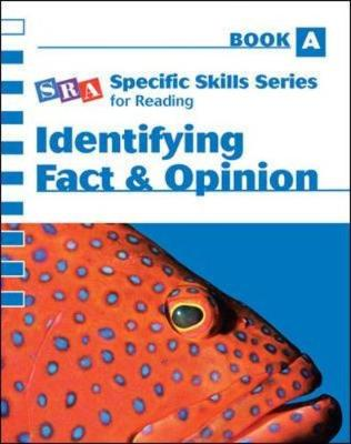 Fact & Opinion Book A 2006 - Merrill Reading Skilltext (Other book format)
