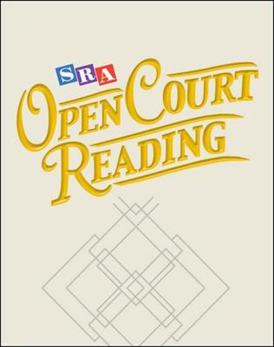 Open Court Vocabulary Activities Annotated: Level 6 - OCR Staff Development (Other book format)