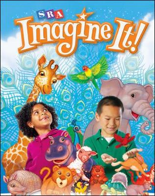 Imagine it! - Student Reader Book 1 - Grade 1 - OCR Staff Development (Paperback)