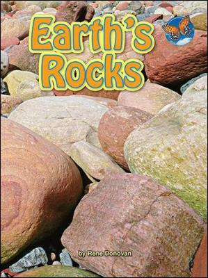 Imagine it Leveled Readers for Science, Approaching Level - Earth's Rocks - Grade 2 - OCR Staff Development (Paperback)