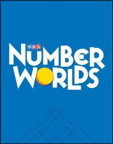 Number Worlds: Level J Intervention Package 2007-2008 - Number Worlds (Multiple copy pack)
