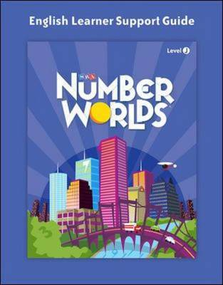 Number Worlds: Level J English Learner Support Guide 2007-2008 - Number Worlds (Other book format)