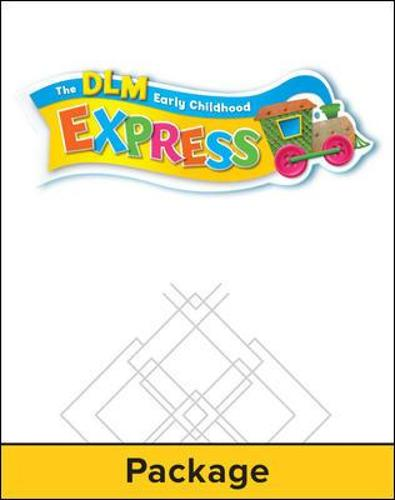 DLM Early Childhood Express, Concept Big Book Package - Early Childhood Study (Other book format)
