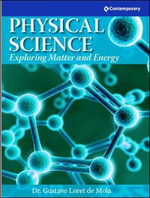 Physical Science: Exploring Matter and Energy - High School Exit Exam Test Prep FL & TX (Hardback)