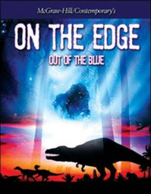 On the Edge: Out of the Blue (Mixed media product)