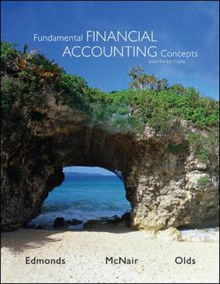 Fundamental Financial Accounting Concepts (Hardback)