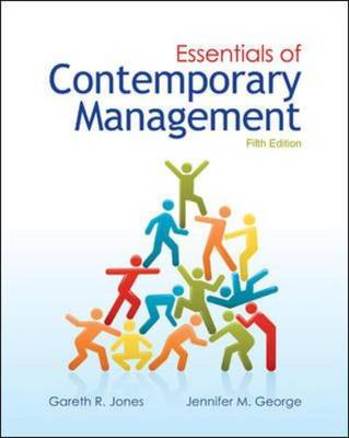 Essentials of Contemporary Management (Paperback)