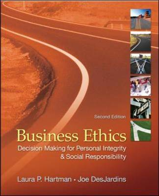 Business Ethics: Decision-Making for Personal Integrity and Social Responsibility (Paperback)