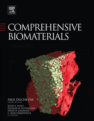 Cover Comprehensive Biomaterials