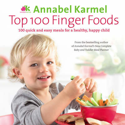 Top 100 Finger Foods (Hardback)