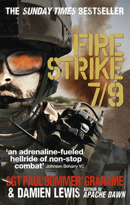 Fire Strike 7/9 (Paperback)