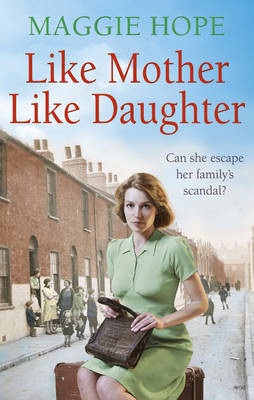 Like Mother, Like Daughter (Paperback)