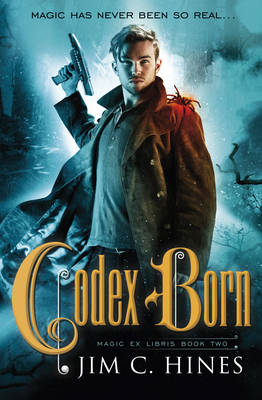 Codex Born - Magic Ex Libris 2 (Paperback)
