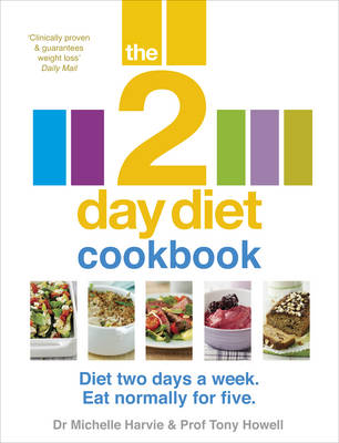 The 2-Day Diet Cookbook (Paperback)