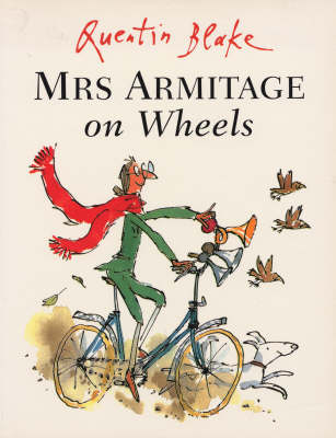 Mrs.Armitage on Wheels (Paperback)