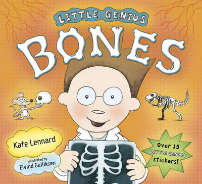 Little Genius: Bones (Paperback)