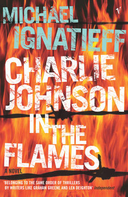 Charlie Johnson in the Flames (Paperback)