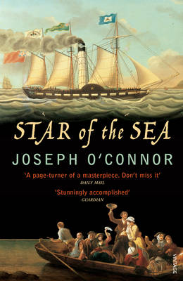 The Star of the Sea: Farewell to Old Ireland (Paperback)