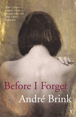 Before I Forget (Paperback)