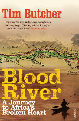 Blood River: A Journey to Africa's Broken Heart (Paperback)