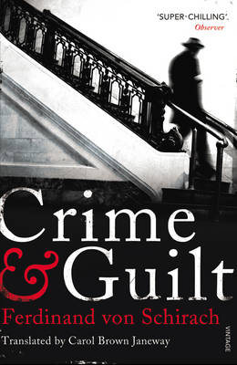 Crime and Guilt (Paperback)