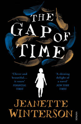 Cover Gap of Time: The Winter's Tale Retold - Hogarth Shakespeare