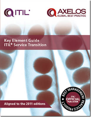 Cover Key Element Guide ITIL Service Transition [pack of 10]