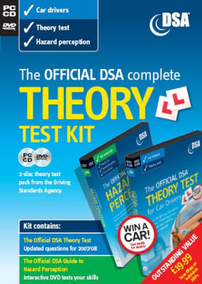 The Official DSA Complete Theory Test Kit: Valid for Tests Taken from 3rd September 2007 (Mixed media product)