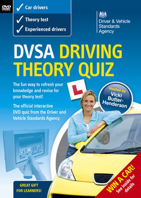 DSA Driving Theory Quiz 2008/09: Valid for Tests Taken from 1 September 2008 (DVD)