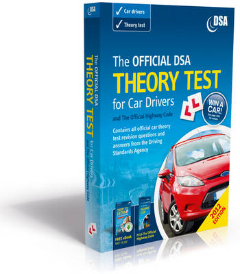 The Official DSA Theory Test for Car Drivers and the Official Highway Code 2012 (Paperback)