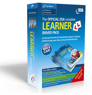 The Official DSA Complete Learner Driver Pack 2012 (Paperback)