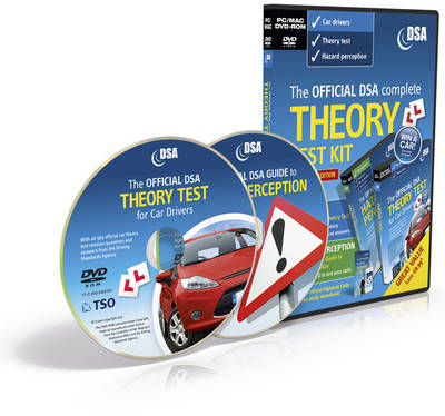 The Official DSA Complete Theory Test Kit (Mixed media product)