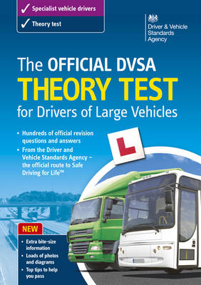 The Official DSA Theory Test for Drivers of Large Vehicles: 2013 Edition (Paperback)