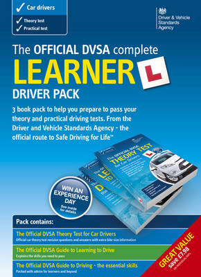 The Official DSA Complete Learner Driver Pack (Paperback)