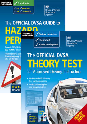 The Official DVSA Theory Test for Approved Driving Instructors Pack (Paperback)