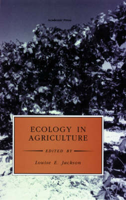 Cover Ecology in Agriculture - Physiological Ecology