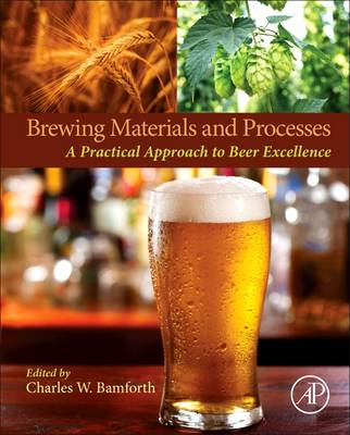Cover Brewing Materials and Processes: A Practical Approach to Beer Excellence