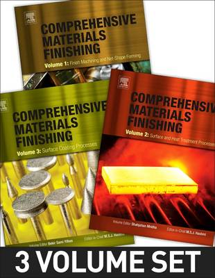 Cover Comprehensive Materials Finishing
