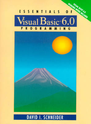 Essentials of Visual Basic 6.0 Programming (Paperback)