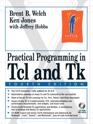 Practical Programming in Tcl and Tk (Mixed media product)