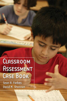 Classroom Assessment Case Book (Paperback)